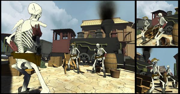 скриншот The Atomy 3