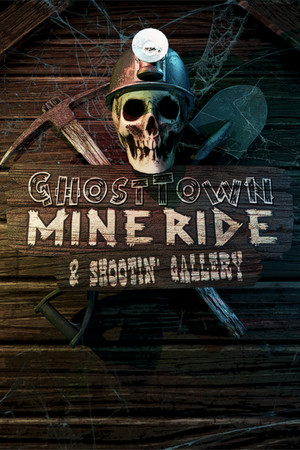 Ghost Town Mine Ride & Shootin' Gallery poster image on Steam Backlog