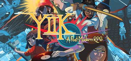 YIIK A Postmodern RPG Capa