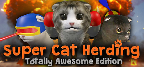 Super Cat Herding: Totally Awesome Edition cover art