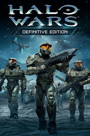 Halo Wars: Definitive Edition poster image on Steam Backlog