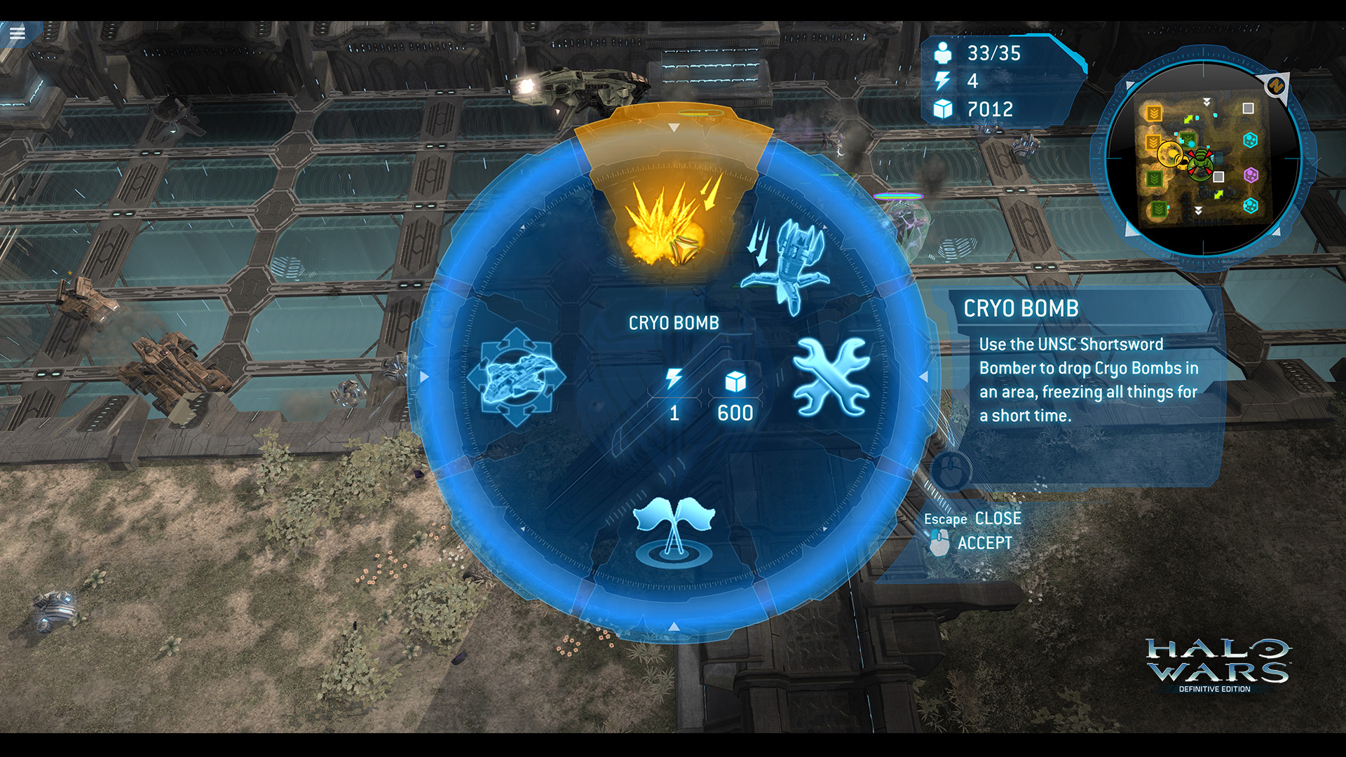 Halo Wars: Definitive Edition Screenshot 3