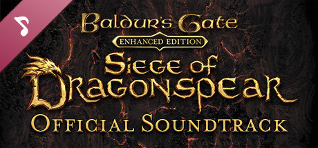 Baldur's Gate: Siege of Dragonspear Digital Soundtrack