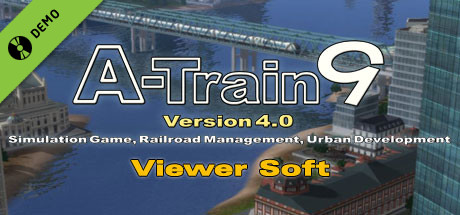 A-Train 9 V4.0 : Japan Rail Simulator Demo