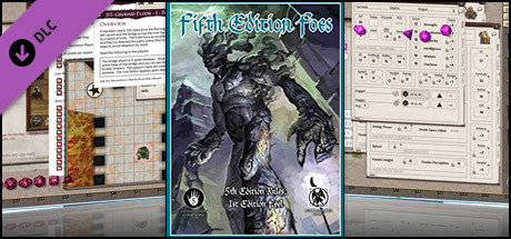 Fantasy Grounds - 5E: Fifth Edition Foes