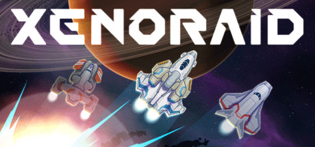 Xenoraid cover art