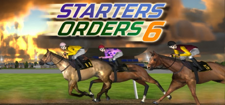 Starters Orders 6 · Starters Orders 6 Horse Racing · AppID: 460230
