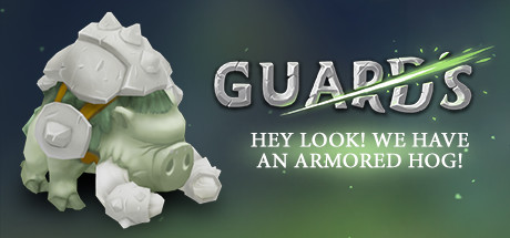 Guards cover art