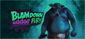 Blamdown Udder Fury cover art