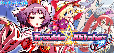 Trouble Witches Origin - Walpurgis Duo Bundle Edition Free Download