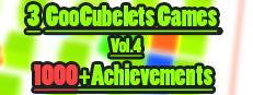 3 GooCubelets Games Vol.4