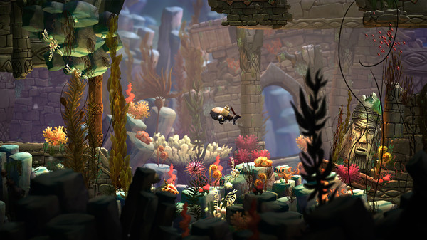 Screenshot of Song of the Deep