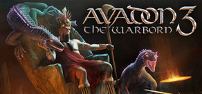 Avadon 3: The Warborn cover art