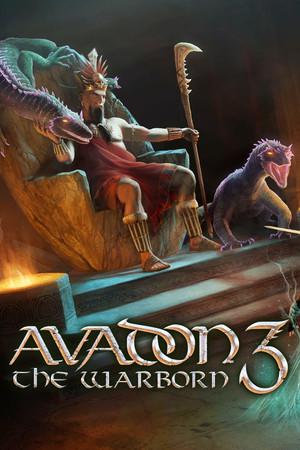 Avadon 3: The Warborn poster image on Steam Backlog