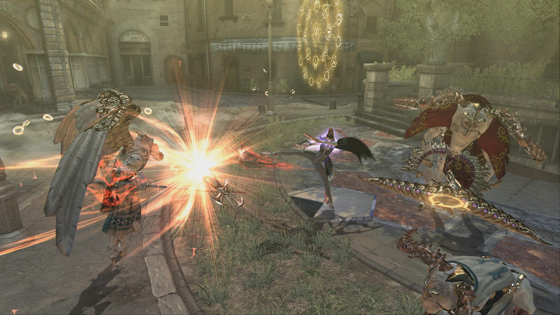 Bayonetta Screenshot 2