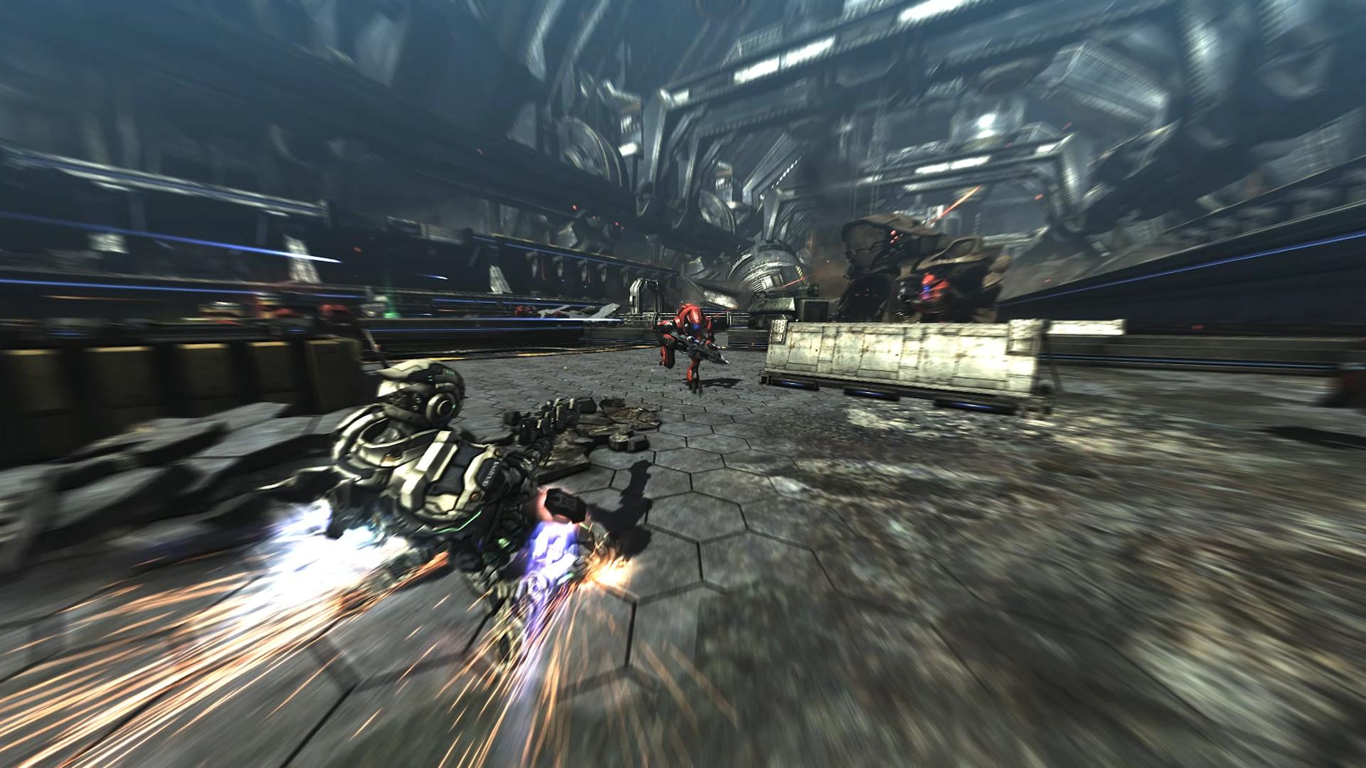 Vanquish Screenshot 1