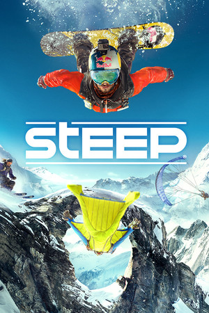 Steep poster image on Steam Backlog