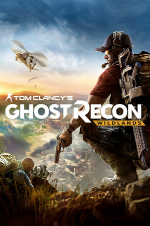Tom Clancy's Ghost Recon Wildlands poster image on Steam Backlog
