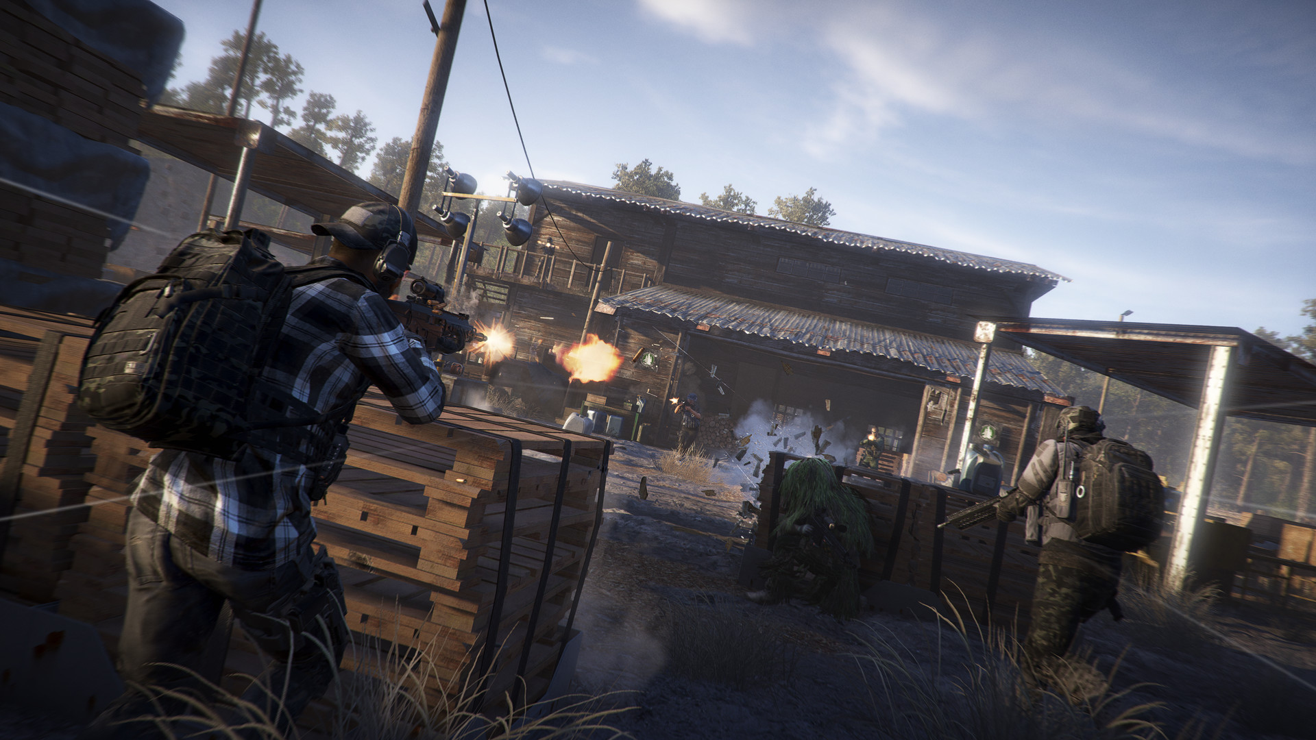 Tom Clancy's Ghost Recon: Wildlands Screenshot 3