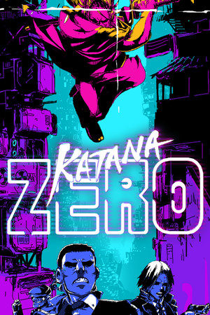 Katana ZERO poster image on Steam Backlog