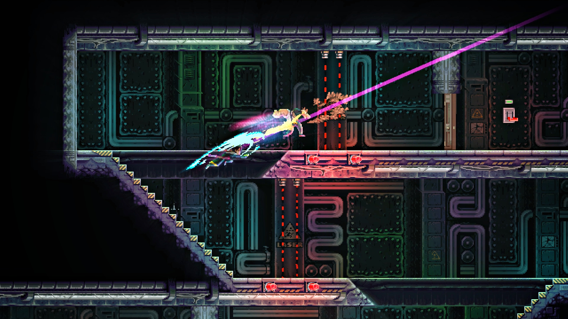 Katana ZERO Screenshot 2