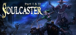 Soulcaster: Part I & II cover art