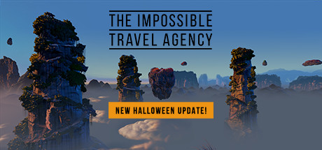 Teaser image for The Impossible Travel Agency