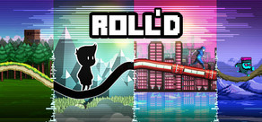 Roll'd cover art