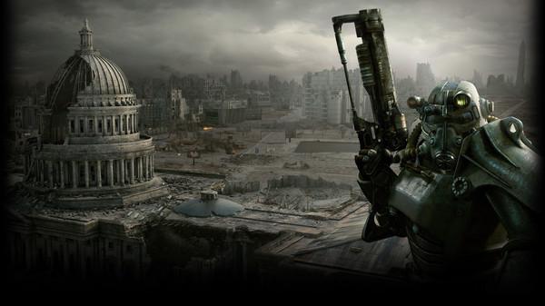 Скриншот №1 к Fallout 3 - Soundtrack