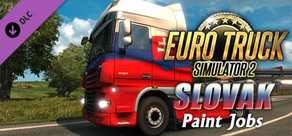 Euro Truck Simulator 2 - Slovak Paint Jobs Pack