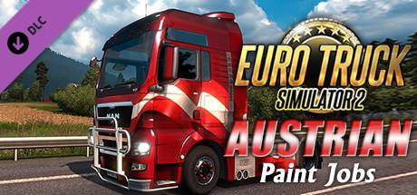 Euro Truck Simulator 2 - Austrian Paint Jobs Pack