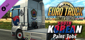 Euro Truck Simulator 2 - South Korean Paint Jobs Pack cover art
