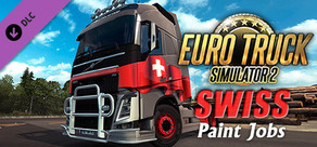 Euro Truck Simulator 2 - Swiss Paint Jobs Pack