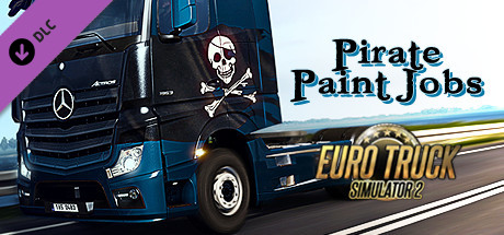 Euro Truck Simulator 2 - Pirate Paint Jobs Pack on Steam