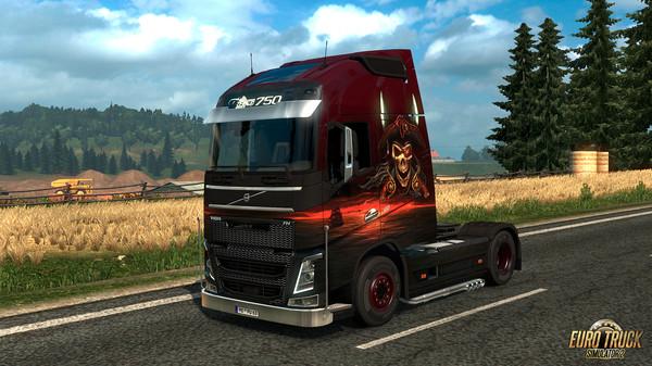 Euro Truck Simulator 2 - Pirate Paint Jobs Pack