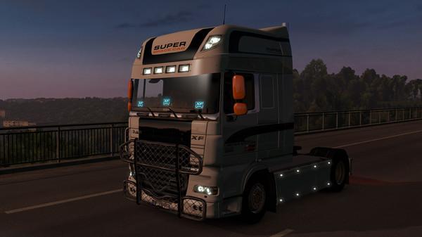 Euro Truck Simulator 2 - XF Tuning Pack