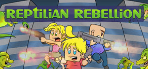 Reptilian Rebellion cover art