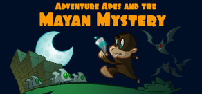 Adventure Apes and the Mayan Mystery cover art