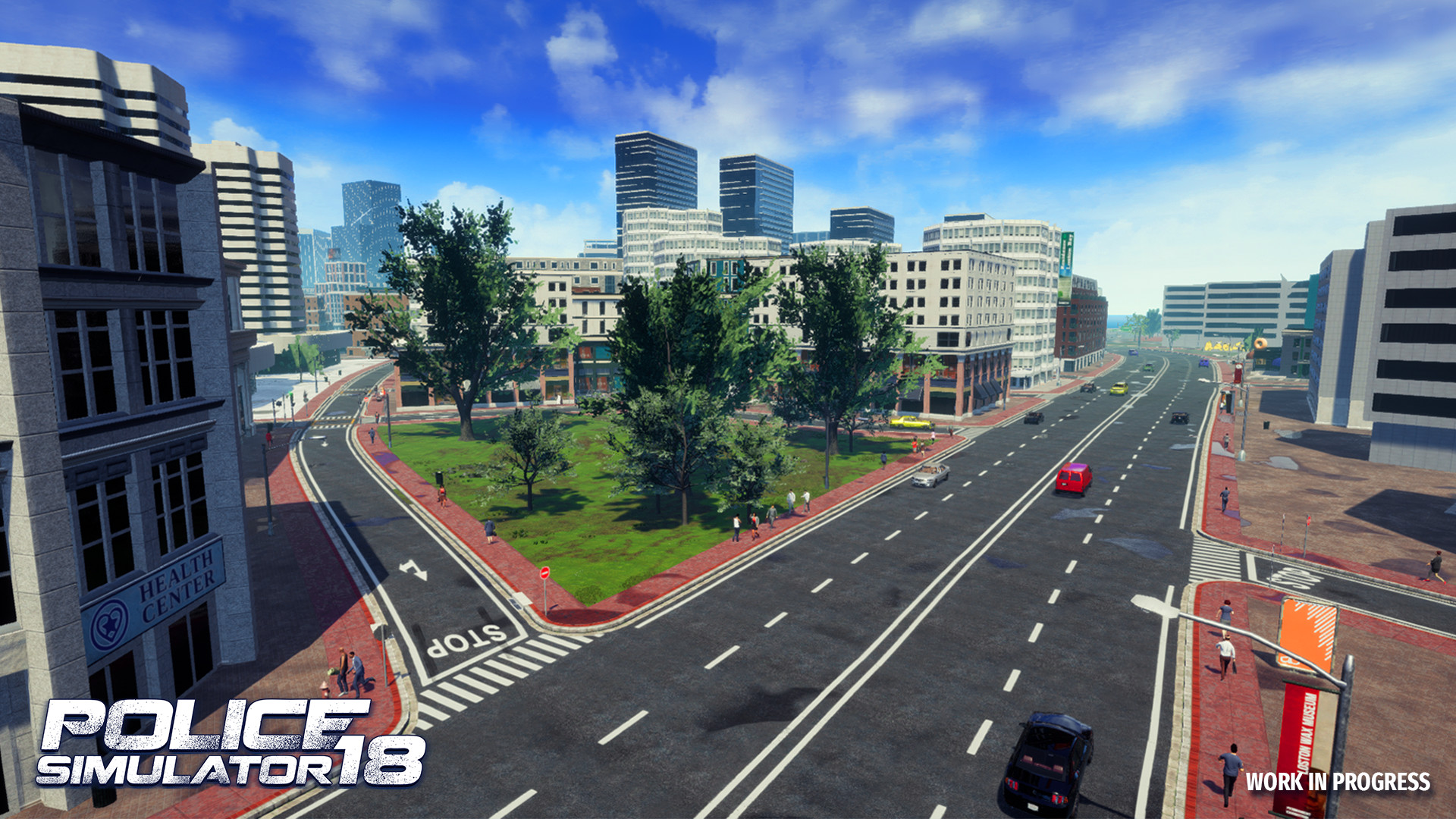 Police Simulator 18 Download Cracked