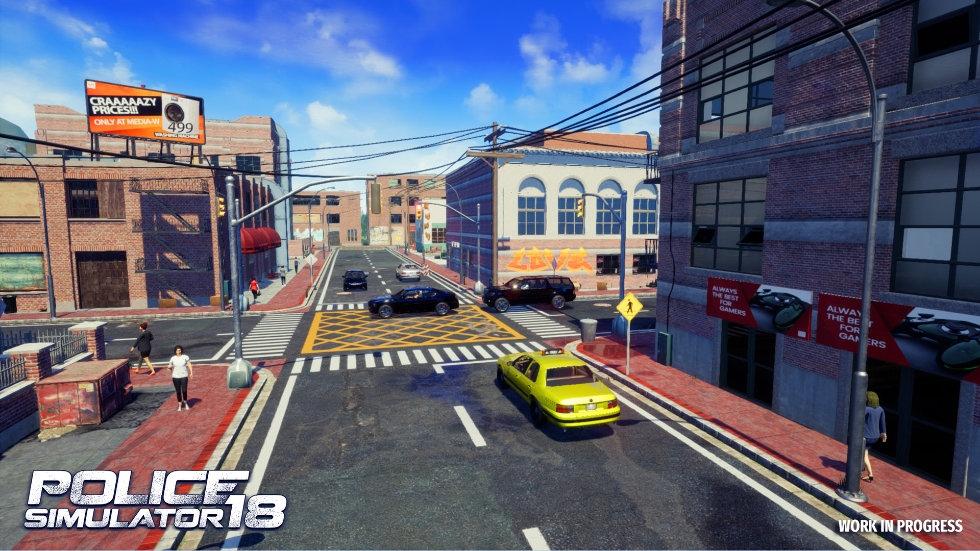 Police Simulator 18 System Requirements - Can I Run It