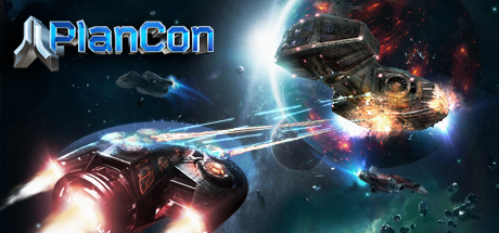 Game Banner Plancon: Space Conflict