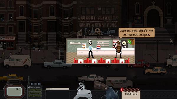 скриншот Beat Cop 3