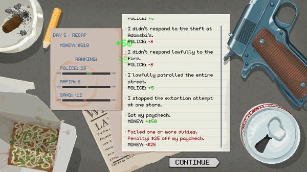 скриншот Beat Cop 5
