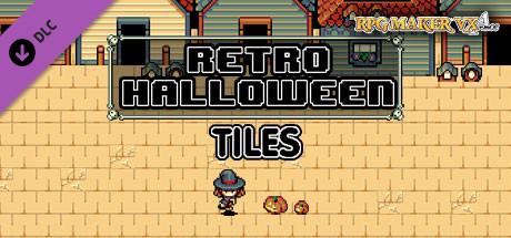 RPG Maker VX Ace - Retro Halloween Tiles