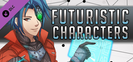 RPG Maker VX Ace - Futuristic Characters Pack