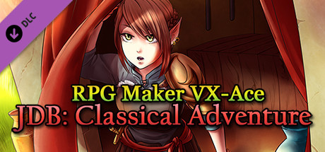 RPG Maker VX Ace - JDB: Classical Adventure · AppID: 462086