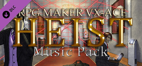 RPG Maker VX Ace - Heist Music Pack