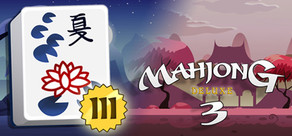 Mahjong Deluxe 3 cover art