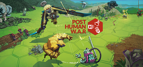 Teaser image for Post Human W.A.R