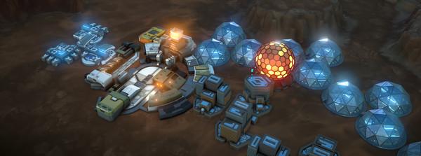скриншот Offworld Trading Company - Soundtrack DLC 4